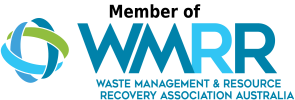 Member of Waste Management and Resource Recovery Association Australia